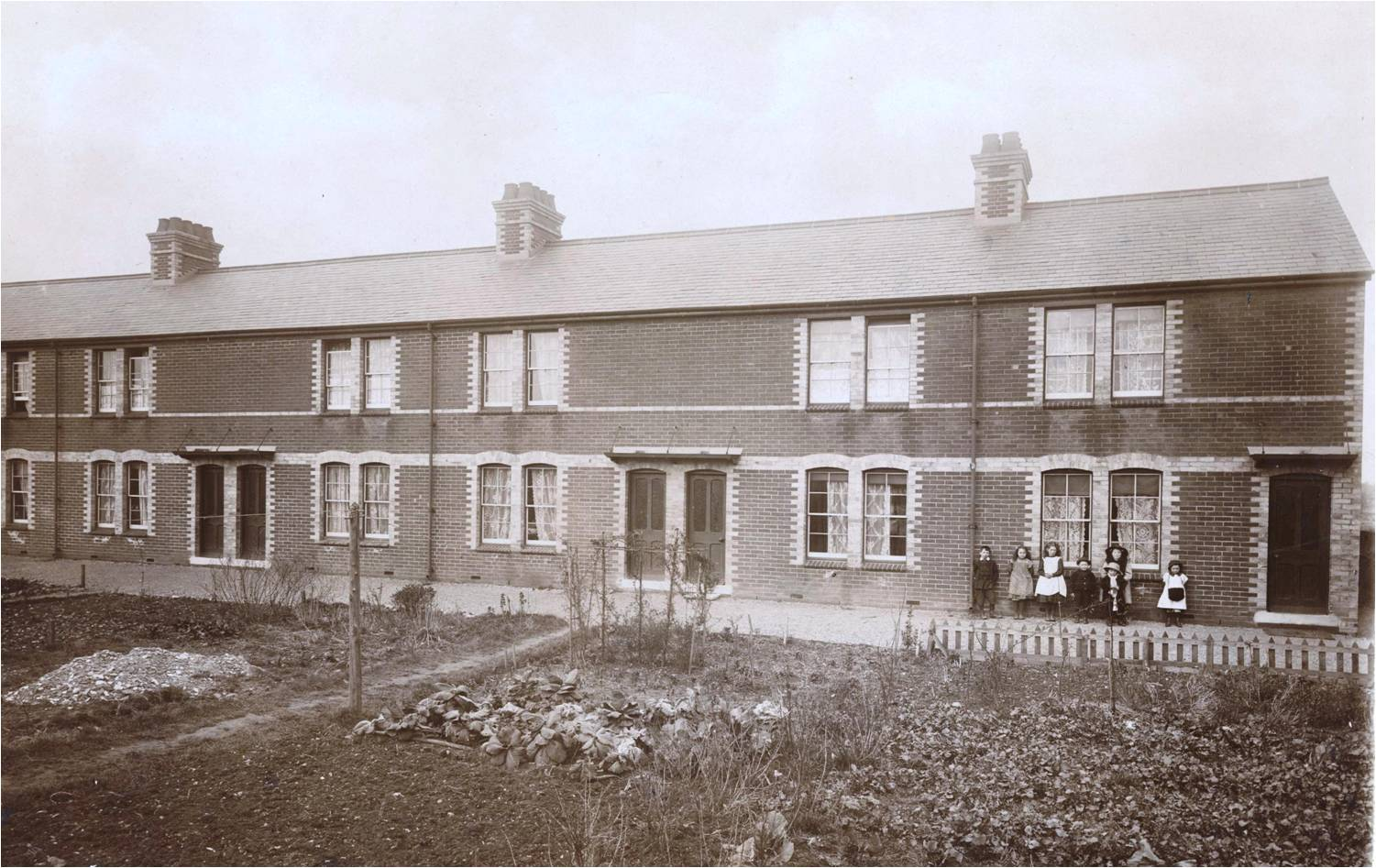 Corporation Cottages