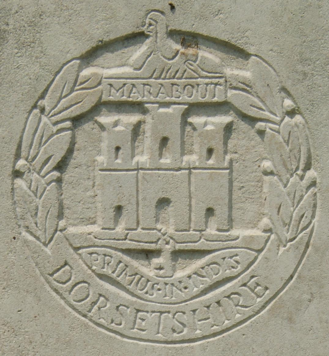 Dorsetshire Regiment badge