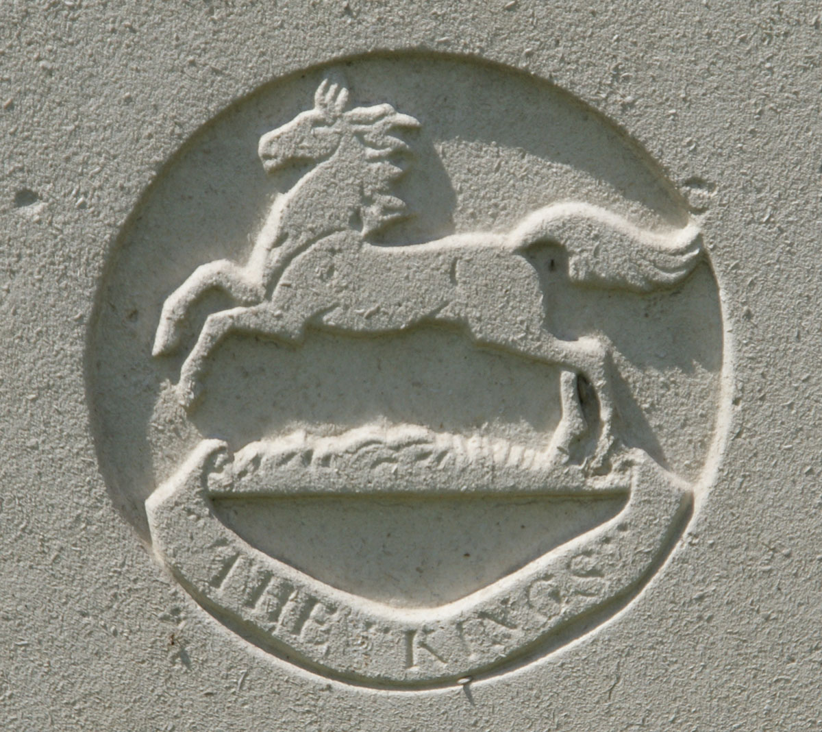 Liverpool Regiment badge