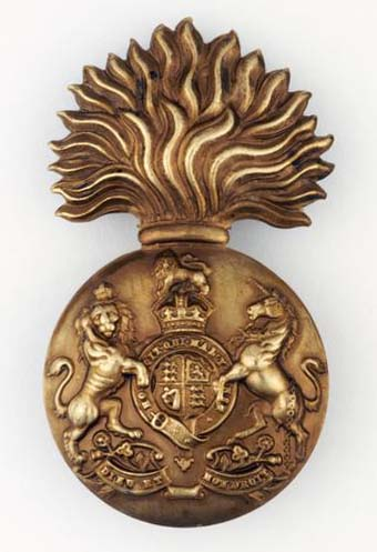 Royal Artillery cap badge