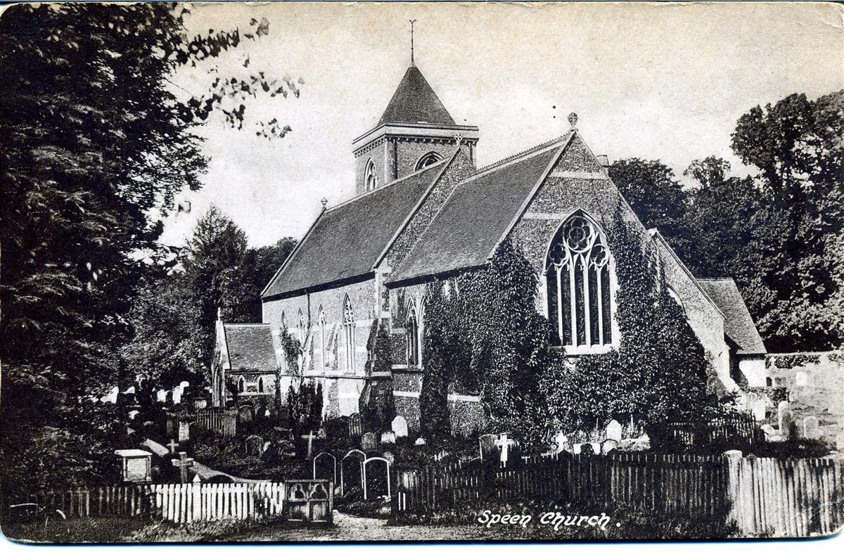 Speen Church