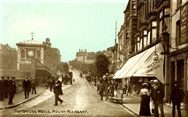 R W Weekes, Tunbridge Wells