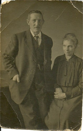 Thomas and Letitia Brown