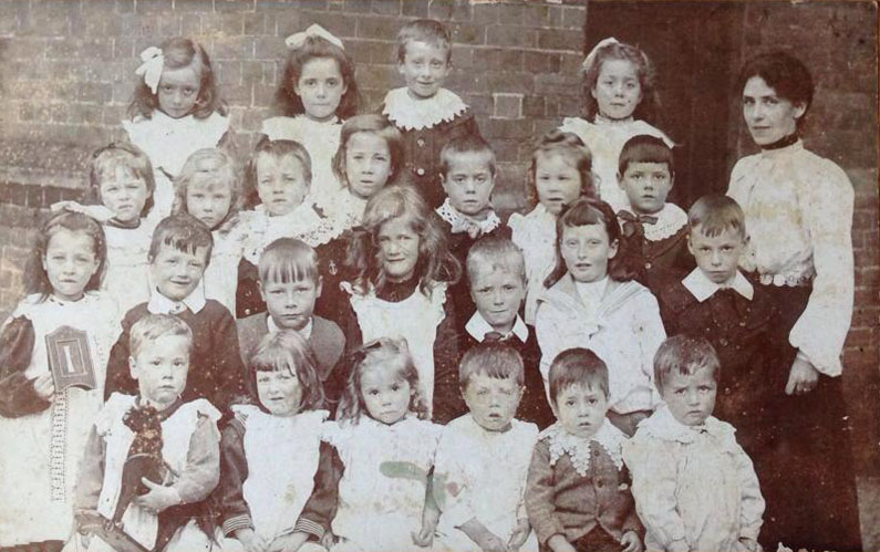 Speenhamland School 1905