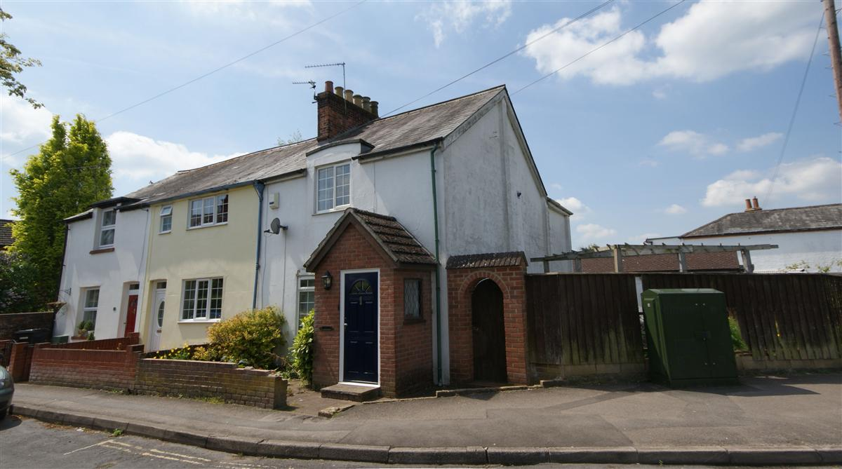 Church View today - minus No 4.