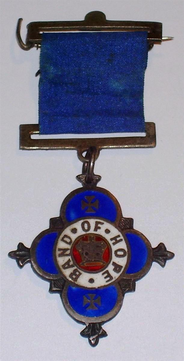 Band of Hope medallion